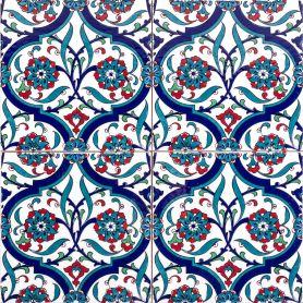 Toygar - ceramic tiles from Turkey, 20x20 cm, pack of 12 (0.48 m2)