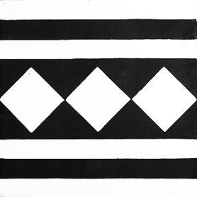 Canvas - Cement Border Tiles