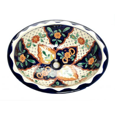 Danita - Mexican ceramic sink