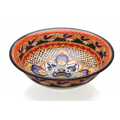 Ynes - Mexican ceramic sink