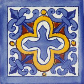 Cruzar - Hand-painted Tiles