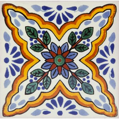 Esperanza - Mexican Tiles - 30 pieces