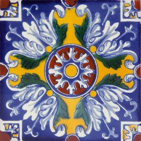 Plumas - Mexican Wall Tiles