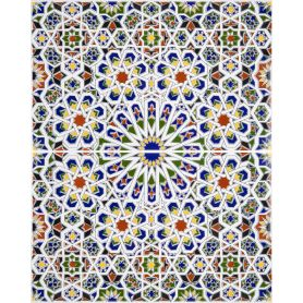Mattullah - Moroccan mosaic ceramic tiles