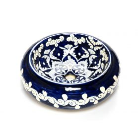 Felisa - Mexican dark blue sink