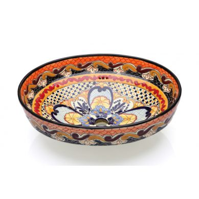 Ynes - Mexican vessel sink