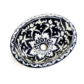 Dolores - Talavera sink from Mexico