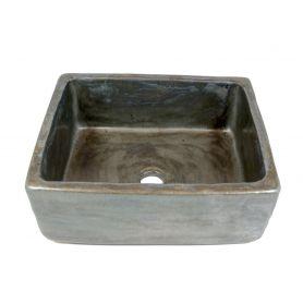 Olga - rectangular ceramic sink