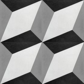 Josef - II Kat. - Cementowe płytki podłogowe - Dostępne od ręki - Zaimpregnowane