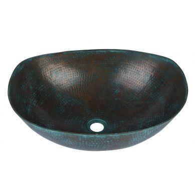 Cubo - Umywalka miedziana meksykańska
