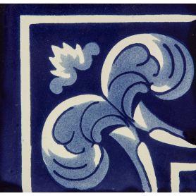 Asturia Cenefa2 - Mexican tile 1 piece