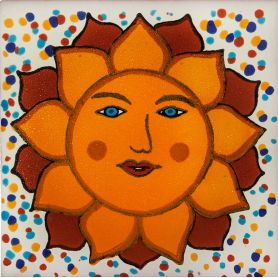 Vincente - ceramic tiles sun 15x15