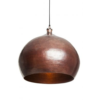 Cebolla - copper pendant lamp
