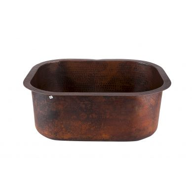 Dado - Mexican kitchen copper sink