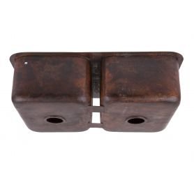 Paco - Kitchen copper sink