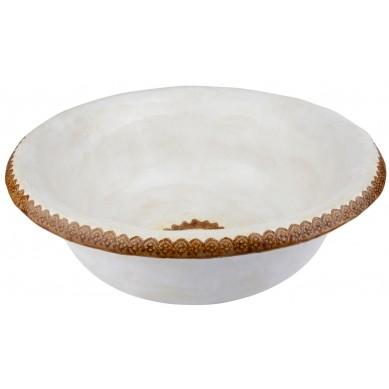 Kinga - handmade white sink