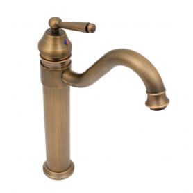 Madonna - brass retro wash basin mixer