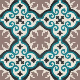 Mager - Bathroom Cement tiles