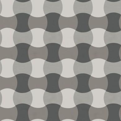Grey corsets - cement tiles