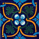 15x15 cm tiles