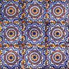 Single design tiles